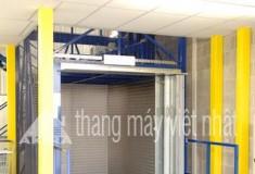 Thang máy nâng hàng hóa, giải pháp tối ưu cho nghành công nghiệp